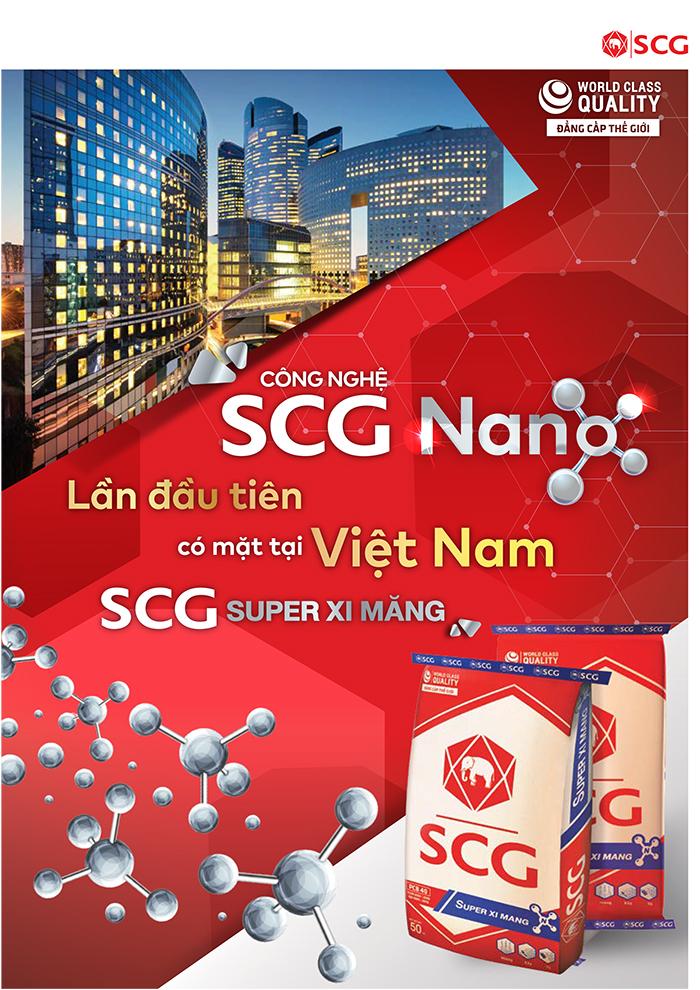 SCG Super Xi Măng Catalogue