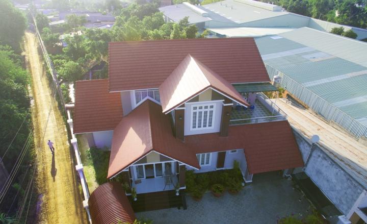 Biệt Thự Gò Dầu, Tây Ninh