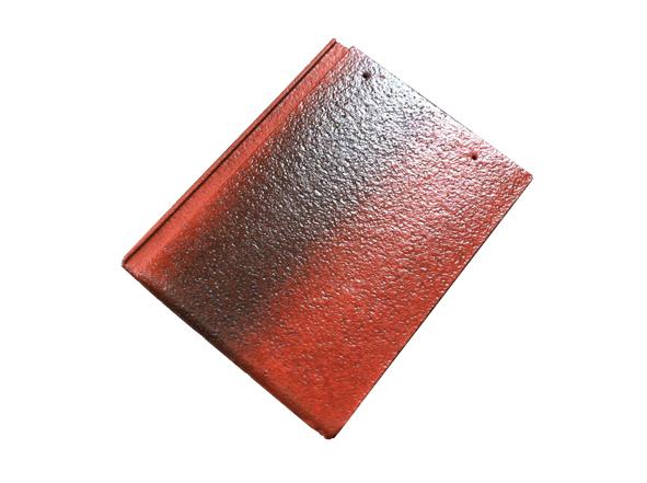 Ngói Màu SCG Dạng Phẳng Màu Milano Red P08