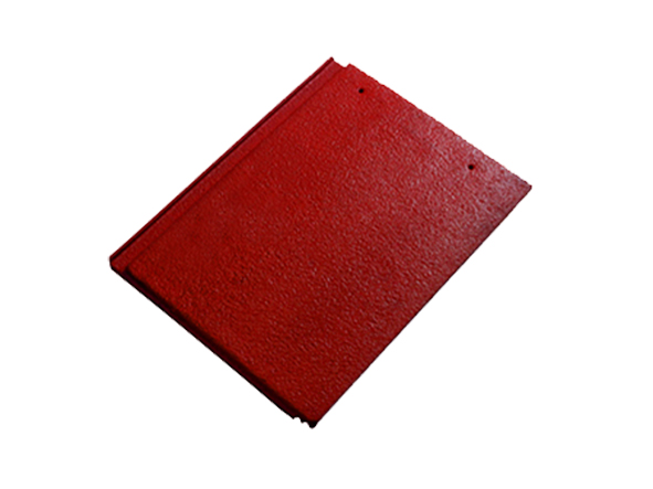 Ngói Màu SCG Dạng Phẳng Màu Volcanic Red P10