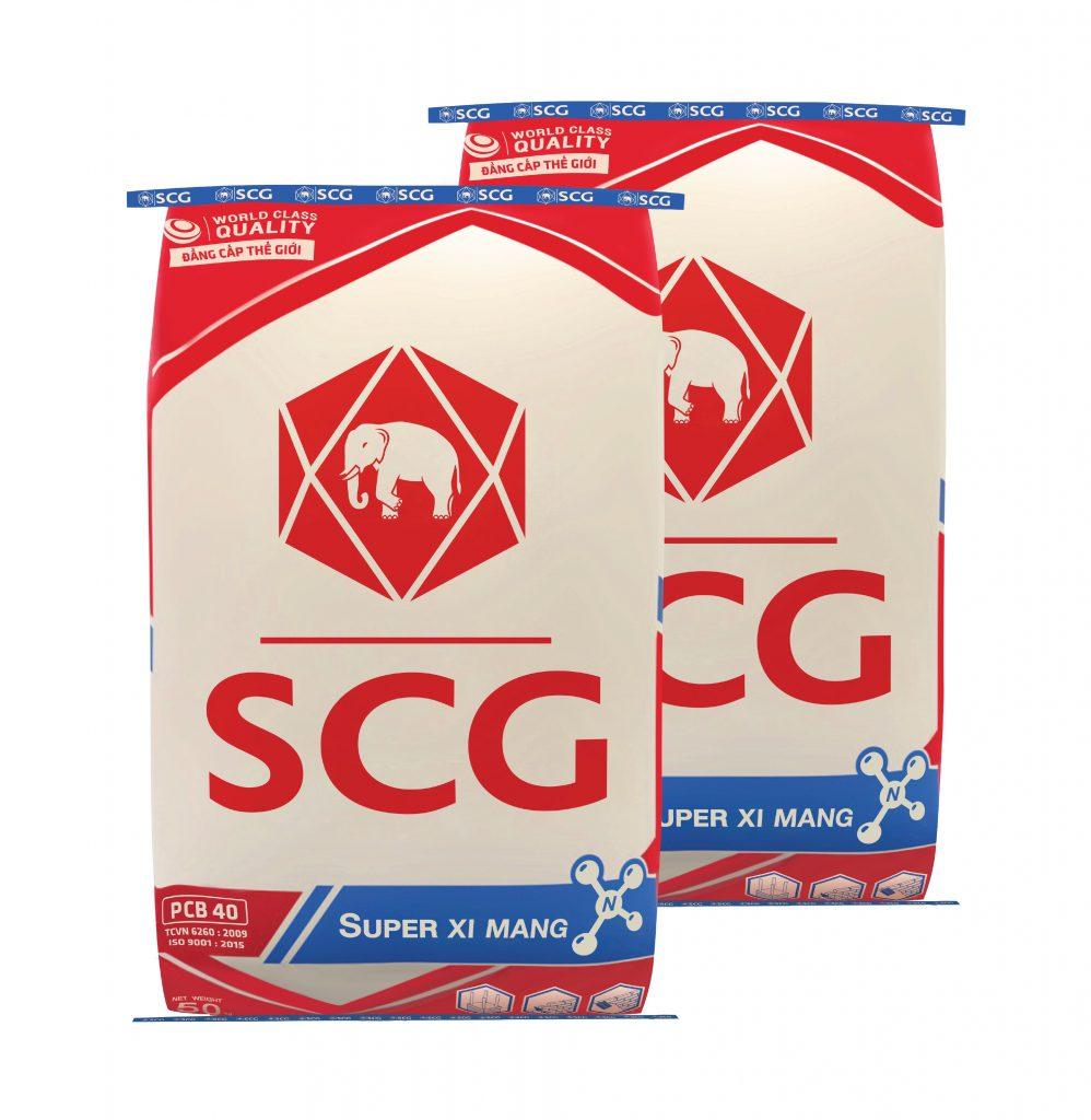 SCG Super Xi Măng