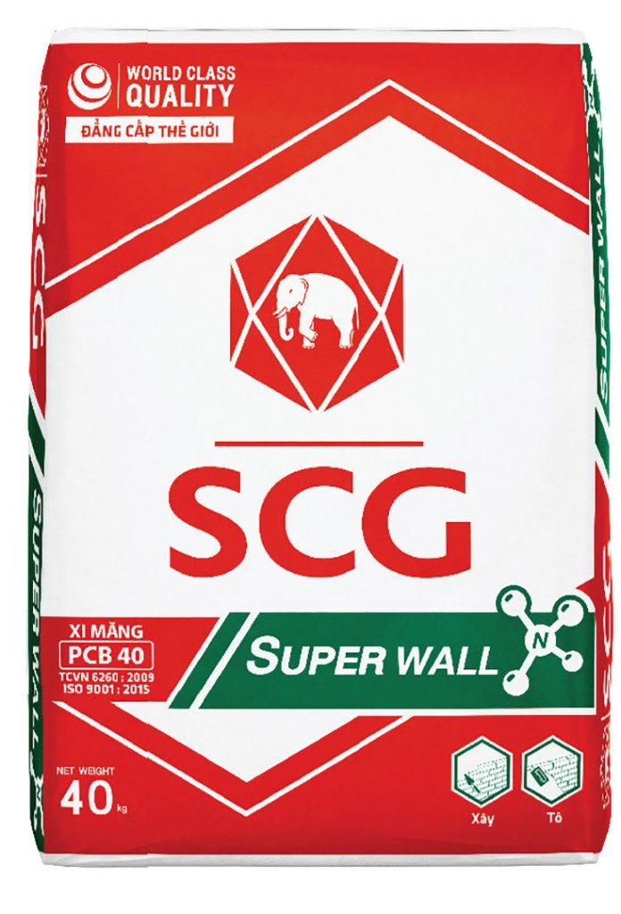 SCG Super Wall