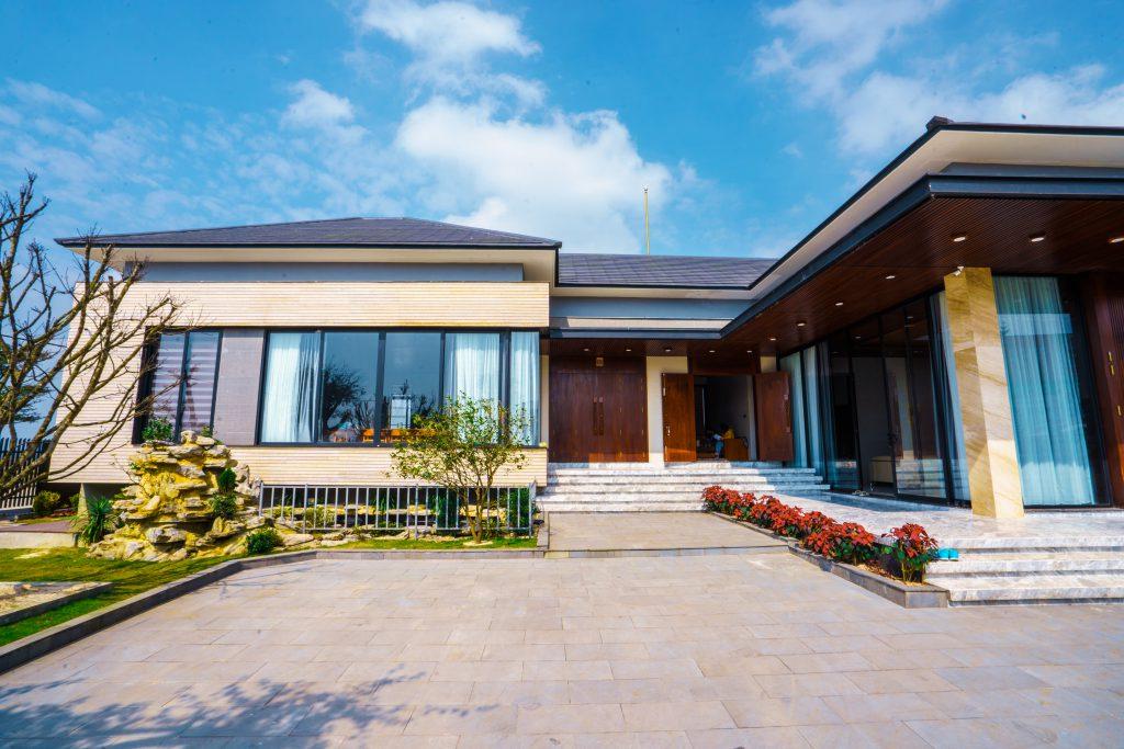 Nhà đẹp sử dụng SCG Super Xi măng tại Quảng Trị
