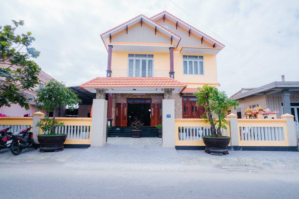 Nhà đẹp sử dụng SCG Super Xi măng tại Huế