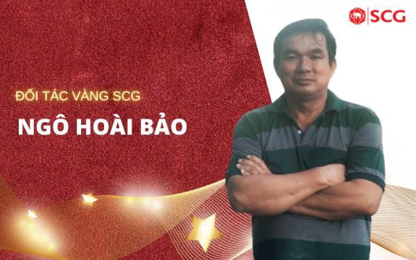 Đối Tác Vàng SCG – Anh Ngô Hoài Bảo (Tiền Giang)
